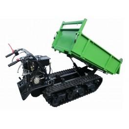 MINI-DUMPER PRO 15 CV - 800 kgs